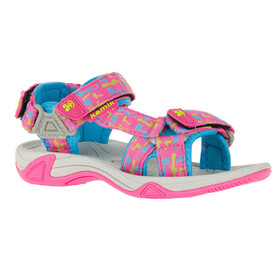 Kamik Lowtide 2 Sandals Children pink